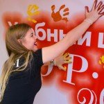 Happy Birthday, OPI School Russia!