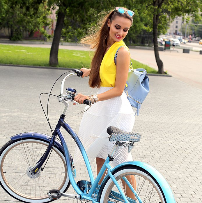 нати ко nati ko блог блогер lifestyle blog blogger бьюти фэшн fashion beauty electra bike bicycle велосипел електра-001